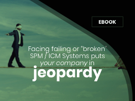 "eBook: Facing failing or ""broken""  SPM / ICM Systems puts your company in jeopardy"