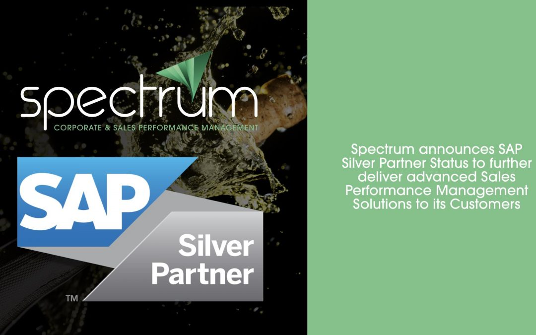 Spectrum announces SAP Silver Partner Status to further deliver advanced Sales Performance Management Solutions to its Customers
